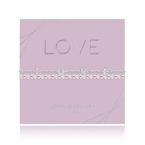 Icon bracelet- Love