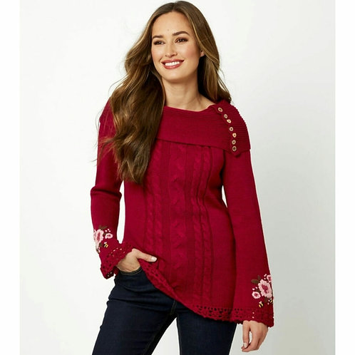 Cute & cosy jumper