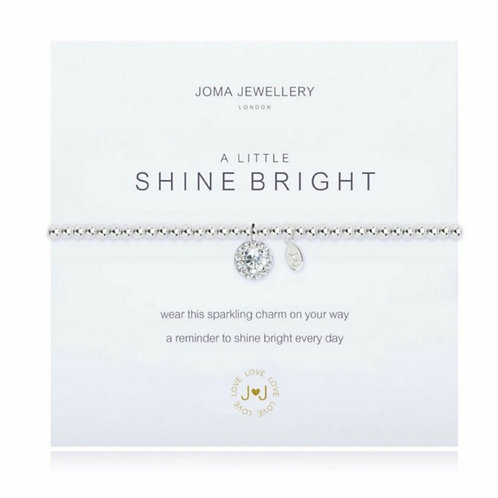 A little shine bright bracelet