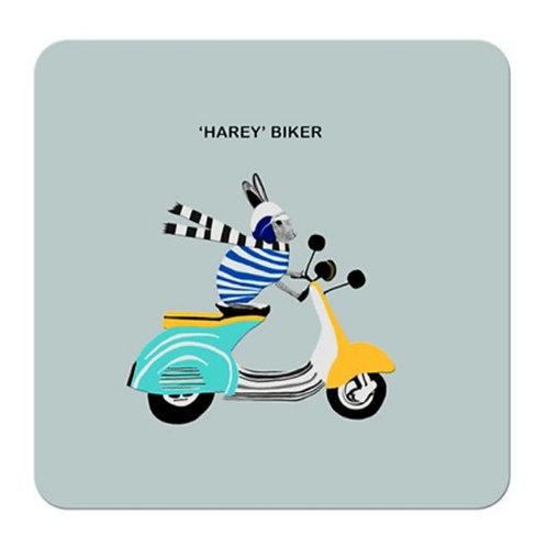 Harey biker- coaster