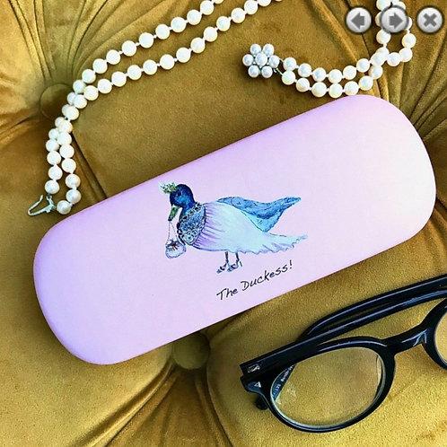 The Duckess glasses case