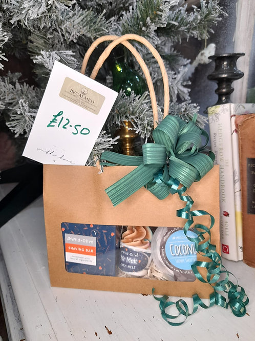 Treats for him gift set
