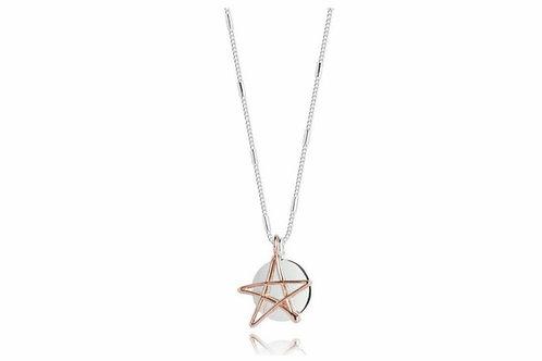 Alina star necklace