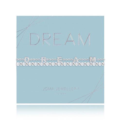Icon bracelet- Dream