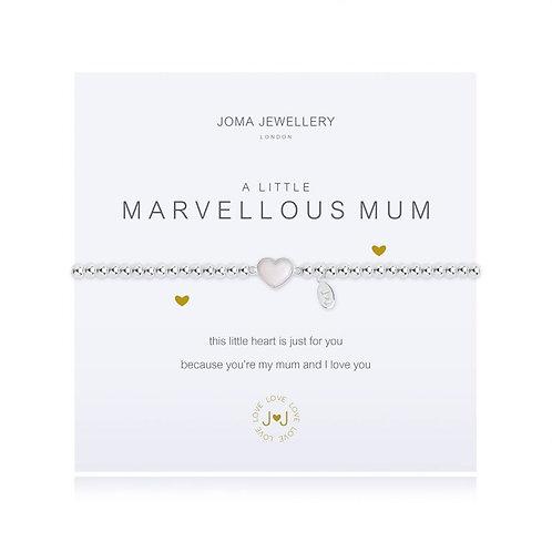 A Little Marvellous Mum Bracelet