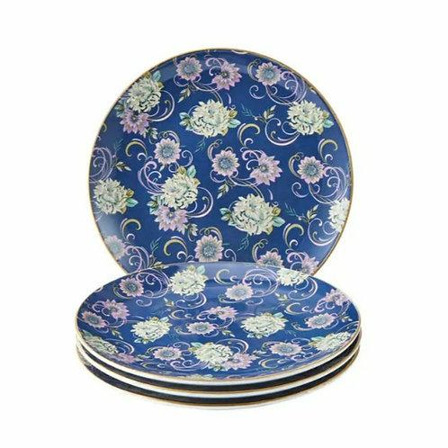 Fabulous Floral Side Plates