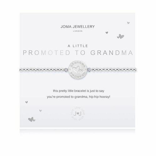 A little promoted to grandma bracelet (3887)