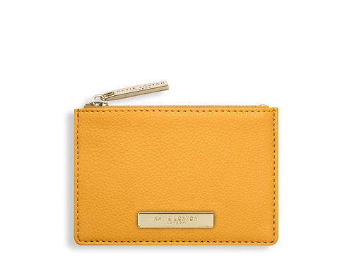 Alise card holder- ochre