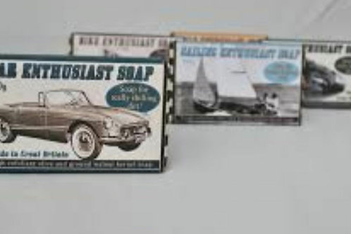 Car enthusiast soap 200g