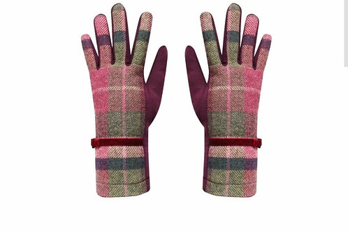 Hawthorn tweed gloves