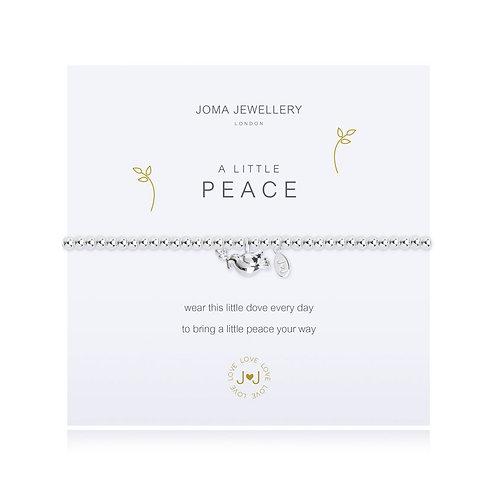 A Little Peace Bracelet