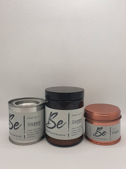 Be Candles - Happy
