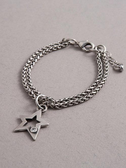 Lynx star bracelet