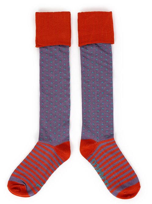 Spot Boot Socks