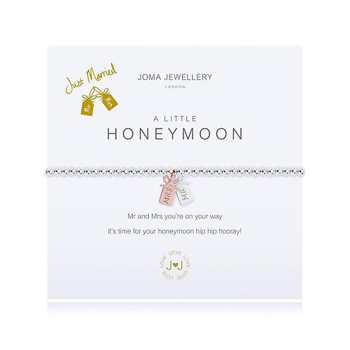 A Little Honeymoon Bracelet