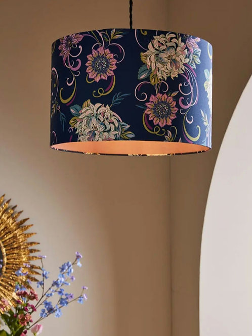 Fabulous floral pendant shade