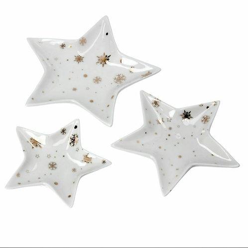Star trinket dish (3 sizes)