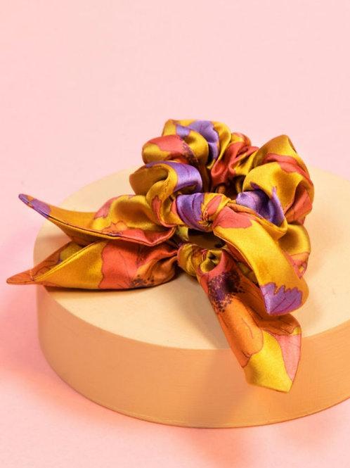 Poppy scrunchies