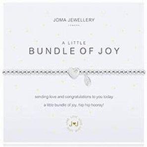A Little Bundle Of Joy Bracelet