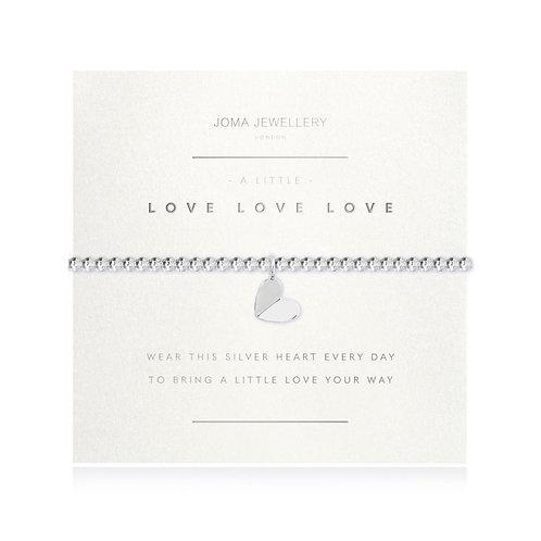 A Little Love Love Love Bracelet