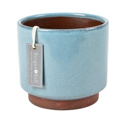 Malibu pot- blue (2 sizes)