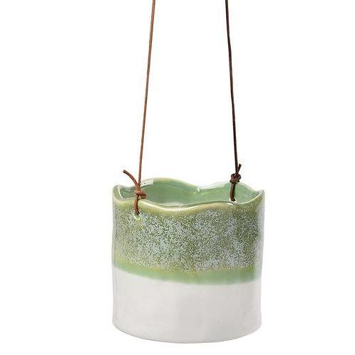'Wave' hanging pot