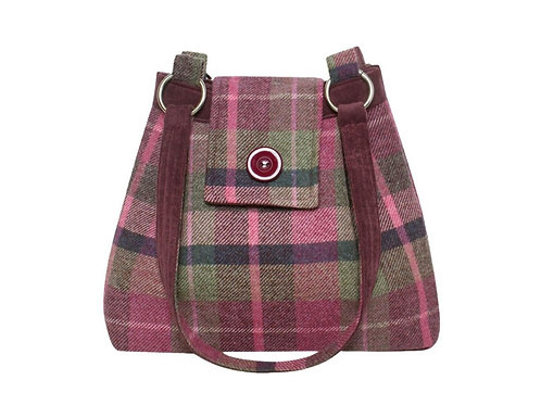 Ava bag - Hawthorn tweed