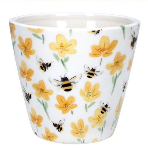 Bee pot cover