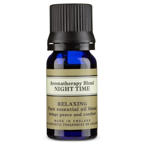 Aromatherapy blend night time