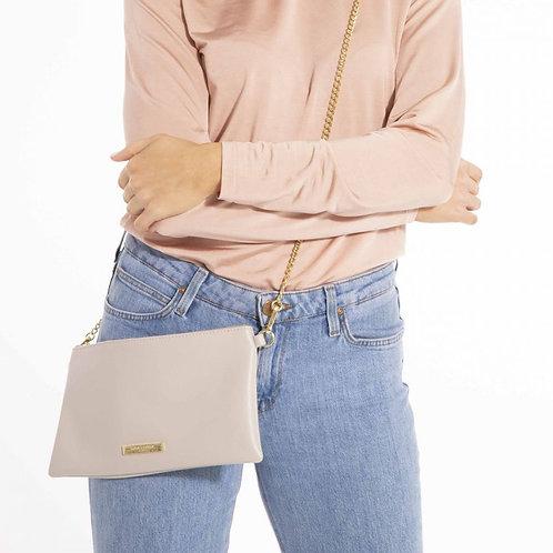 Freya Crossbody Bag- Grey
