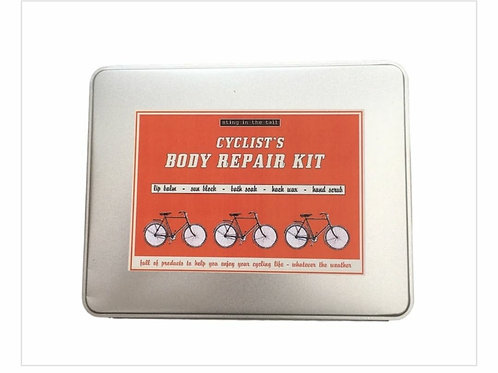 Cyclist's body repair kit