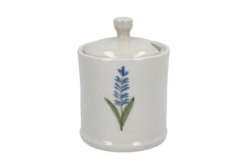Lavender mini honey pot (80450)
