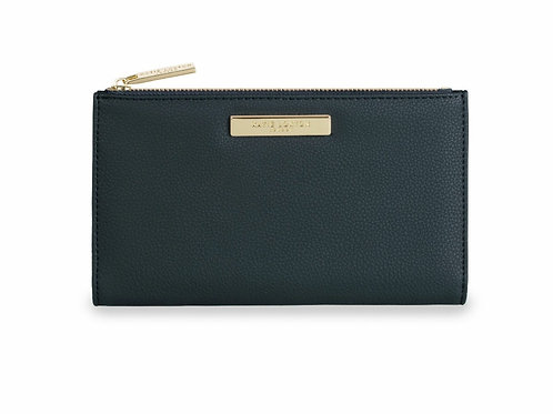 Alise soft pebble purse - Black