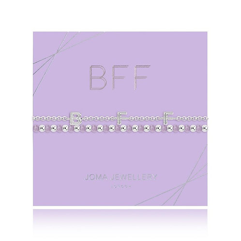Icon bracelet- Bff