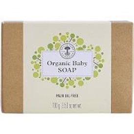 Organic Baby Soap