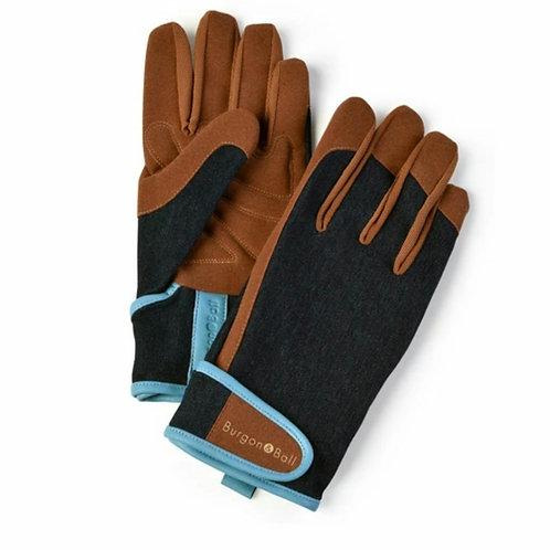 Dig the glove - denim Large/xlarge
