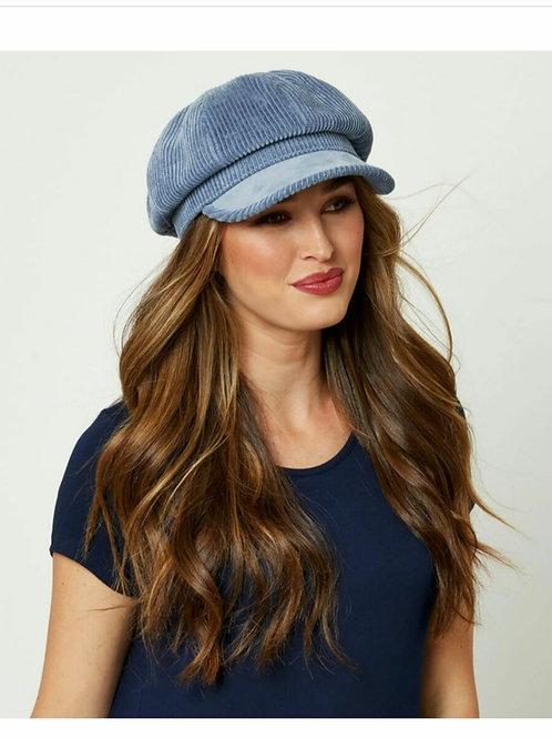 Cool Winds Cord Baker Boy Hat