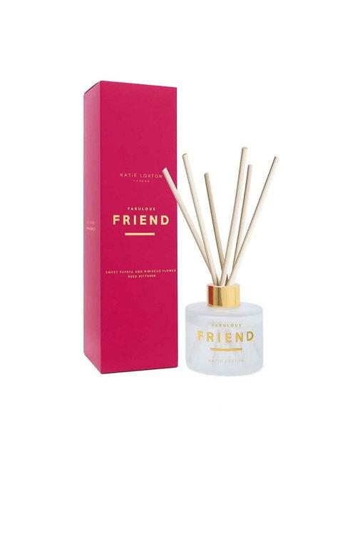 Fabulous friend reed diffuser