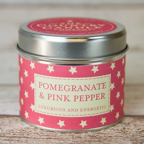 Pomegranate and pink pepper - Superstars collection