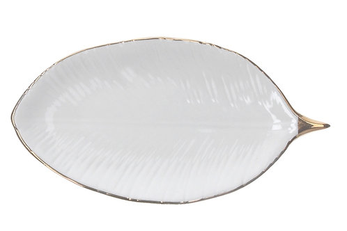 Leaf trinket dish (2 sizes)