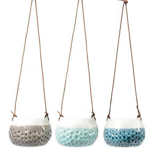 'Baby Dotty' Hanging Pots