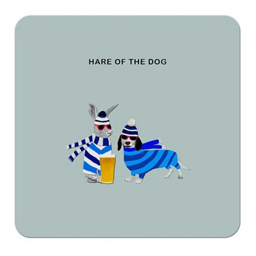 Hare of the dog- coaster