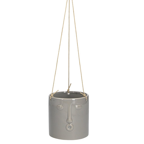 Face hanging pot