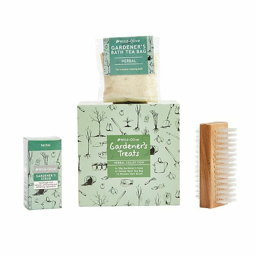 Gardeners treats gift set