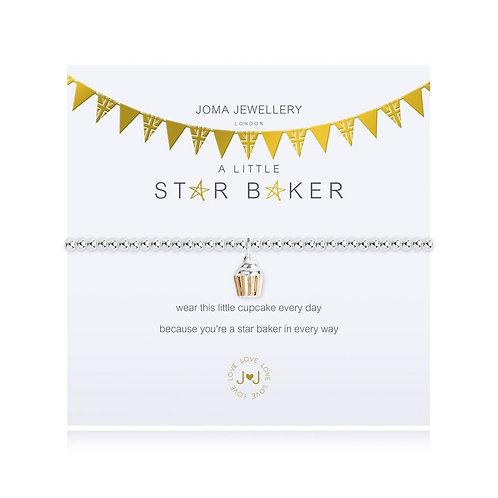 A Little Star Baker Bracelet