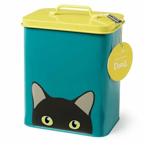 Doris cat tin