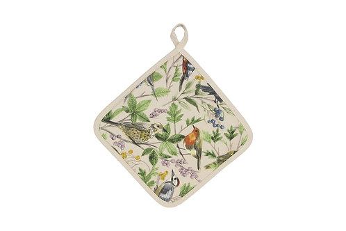 Garden birds square mit