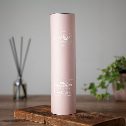 Pink grapefruit reed diffuser - Pastels collection