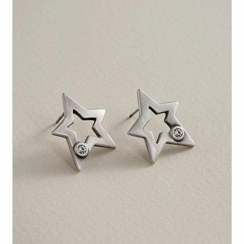 Ara Star stud earrings