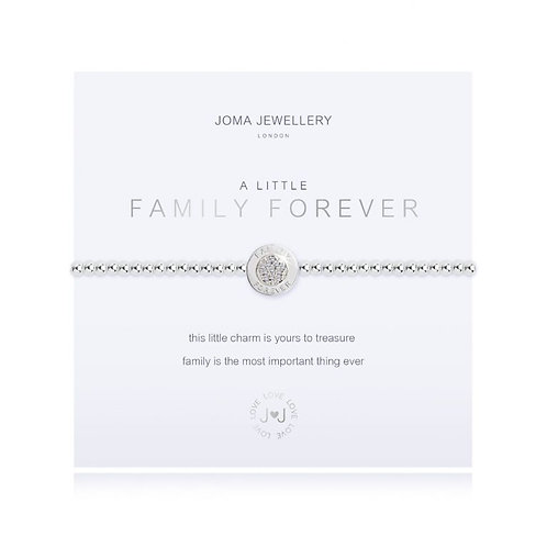A Little Family Forever Bracelet